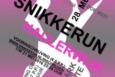 Snikkerun Haulerwijk