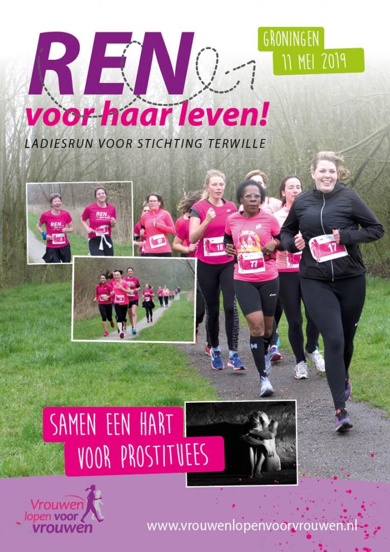 Ladiesrun Groningen - 11 mei 2019